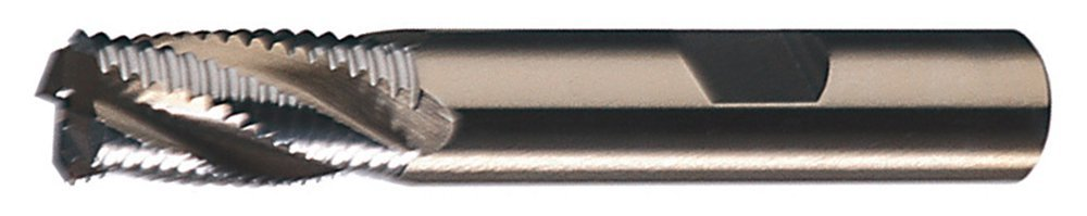 Cleveland C31002 RG5 Multi-Flute Non-Center Cutting Fine Profile End Mill