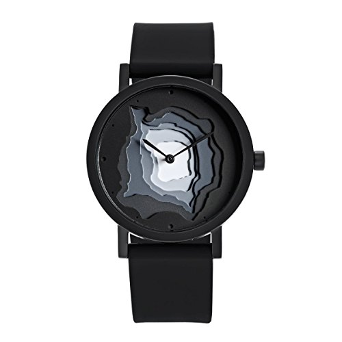 Terra Time Watch  Black By Projects Watches