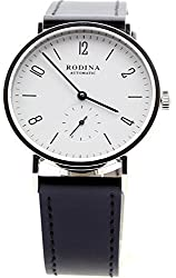 European Style Classical Rodina Men's Fully Automatic Self Wind Watch OEM By Sea-gull St17