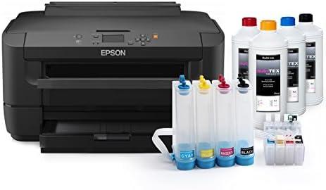 Sublimación para Impresora EPSON Workforce WF-7110DTW ...