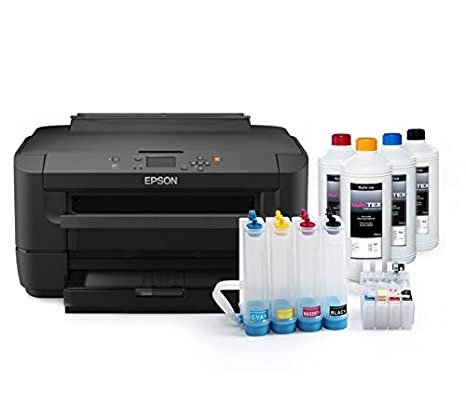 Sublimación para Impresora EPSON Workforce WF-7110DTW ...