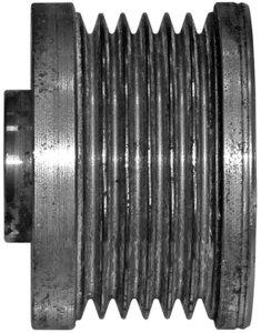 INA Embrague - Polea de alternador para Nissan Sentra Versa Tilda - f-557045, a2tj0281 Oe: Amazon.es: Coche y moto