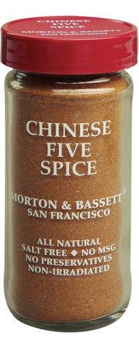 Morton & Bassett Chinese 5 Spice, 1.9-Ounce Jars (Pack of 3) by Morton & Bassett (Image #1)