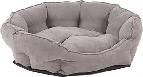 Perro sofá cama para perros, L XL XXL, suave, gris, varios. tamaños: Amazon.es: Productos para mascotas