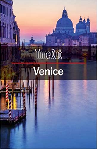 Time Out Venice City Guide: Travel Guide (Time Out Guides)