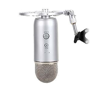 Auphonix Shock Mount For Blue Yeti Microphone - Plastic