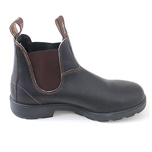 Blundstone Leather Boots Womens Eu Stout 39 500 Brown f6qfr