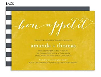 Amazon Com Noteworthy Collections Rehearsal Dinner