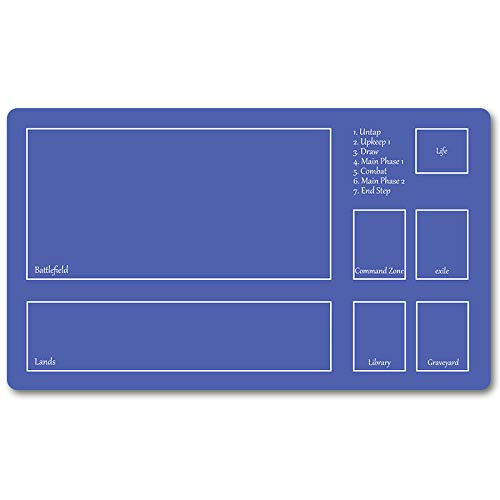 BakedBanana - Board Game MTG Playmat Table Mat Games Size 60X35CM Mousepad Play Mat for Yugioh Pokemon Magic The Gathering