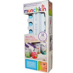 Munchkin Baby Food Pouch Organizer, Set of 2 [Baby Product]