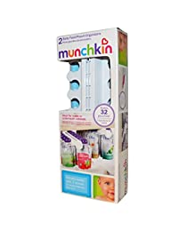 Munchkin Baby Food Pouch Organizer, Set of 2 [Baby Product] BOBEBE Online Baby Store From New York to Miami and Los Angeles