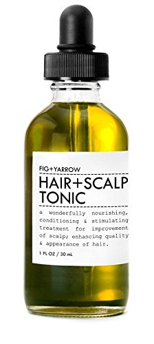 Organic Hair + Scalp Tonic, FIG+YARROW