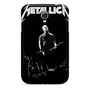 Galaxy S4 PHK8007UXwC Customized Lifelike Metallica Pictures Great Hard Phone Cases -best-phone-covers