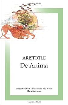 De Anima: On the Soul (Focus Philosophical Library)