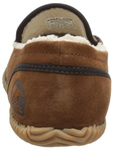 Sorel Men's Dude Moc,Grizzly Bear,7.5 M US by SOREL (Image #2)