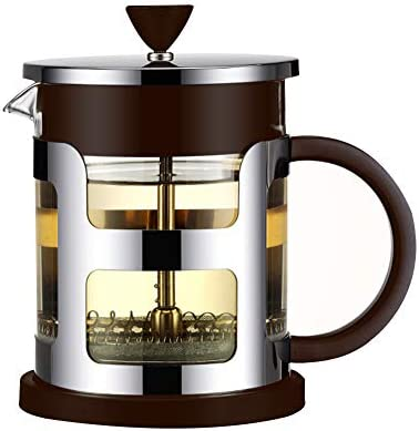 DINNA Press Coffee Maker Stainless Steel Cafetiere