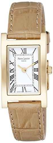 PIERRE LANNIER watch rectangle watch P475A510C42 Ladies