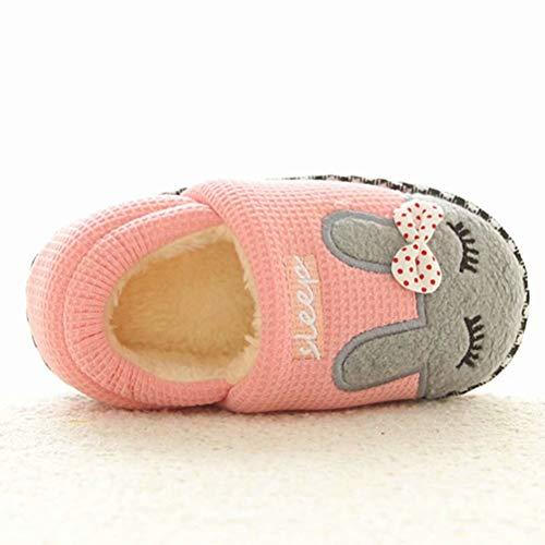 Bambino Bambina Carino Da Viola2 Animale Pantofole Scarpe Bambini Suola In Stivali Con Piccolo Antiscivolo Gomma Stivaletti W2E9HeYDI