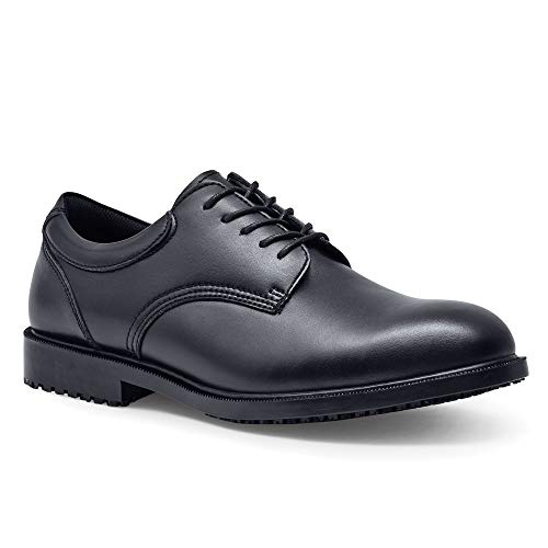 Shoes for Crews Mens Cambridge Dress-Oxford Slip Resistant...