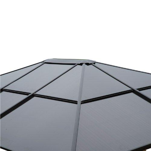 pavillon mit festem dach 3 4 yt81 hitoiro. Black Bedroom Furniture Sets. Home Design Ideas
