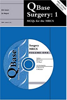 QBase Surgery: Volume 1, MCQs for the MRCS (v. 1)