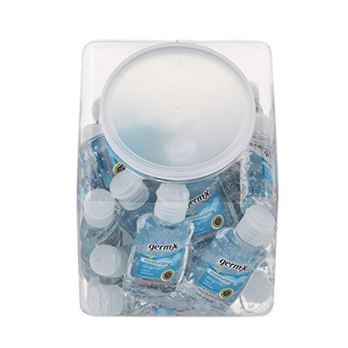 Germ-X Original Hand Sanitizer Fishbowl with 36, 1.5 fl. oz. Bottles