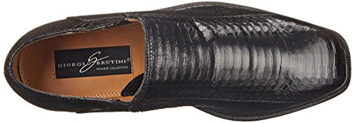 15521 Giorgio Slip Loafer On Brutini Men's Black qR0wPBSx