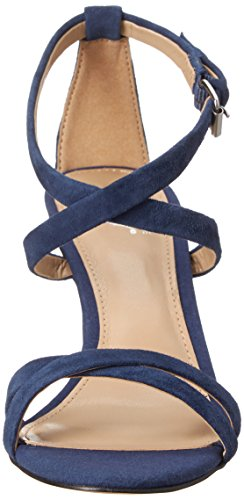 Summer Navy Conley Lucite Heel Dress The Fix Women's xaqw08YH
