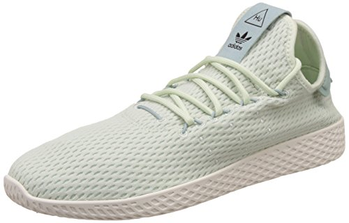 adidas Originals PW Tennis HU Mens Trainers Sneakers (UK 3.5 US 4 EU 36, Linen Green CP9765) by adidas (Image #1)
