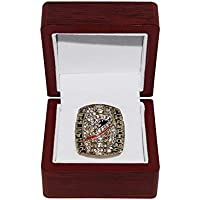 $99 » Anaheim Ducks (Teemu Selanne) 2007 Stanley Cup Finals World Champions Rare & Collectible High-Quality Replica Gold Championship Ring with…