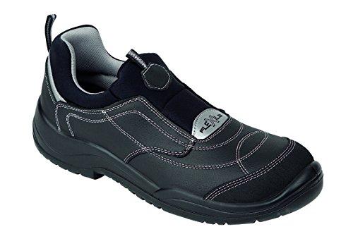 Seguridad Con Negro Puntera Dian Talla 47 Flexible De Zapato IqwxSSBF7
