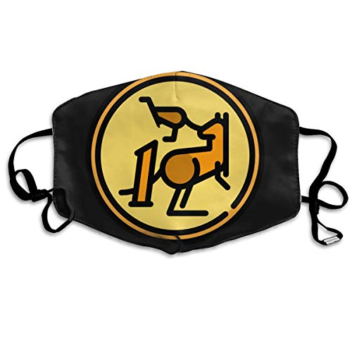 SDQQ6 Oceania-Coins (17) Mouth Mask Unisex Printed Fashion Face Mask Anti-dust -