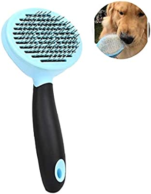 1pc Pet Grooming Cepillos del Cepillo para Perros Y Gatos De Pelo ...