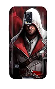 High-quality Durable Protection Case For Galaxy S5(assassin's Creed)