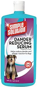 Simple Solution Dander Reducing Serum for Dogs, 16 Ounce Liquid