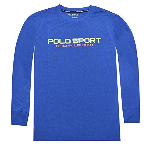 f79401c4 Amazon.com: Polo Ralph Lauren Sport Boys Long Sleeve performance Tee:  Clothing