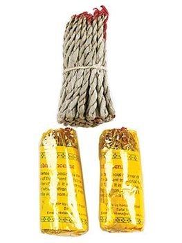Rope Incense (Tibetan Lumbini Rope Incense, 3.5