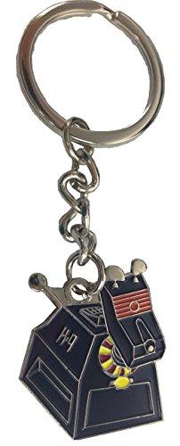 K 9 Doctor Who Keychain Keyring product image