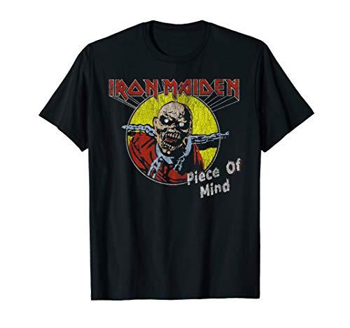 (GM - Iron Maiden Vintage Piece Of Mind T-Shirt)