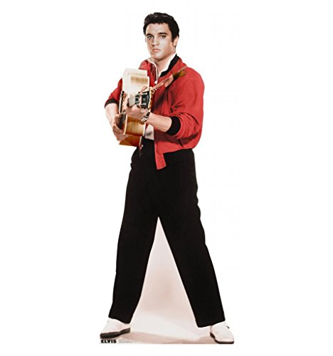 Elvis Presley - Advanced Graphics Life Size Cardboard Standup (Talking Elvis)