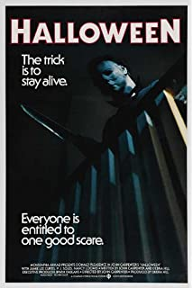 Image result for halloween movie poster 1978