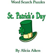 Word Search Puzzles: St. Patrick's Day