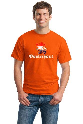 OOSTERHOUT, NETHERLANDS Adult Unisex Vintage Look T-shirt / Dutch Holland Brabant Gelderland Utrecht