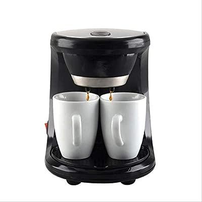 Mini máquina de café Eléctrica Automática Goteo a vapor Cafetera ...
