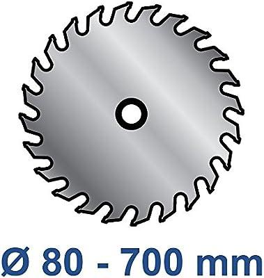 WUPYI2018 250 W Affilatore per sega circolare lama affilata lucida 80-700 mm