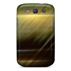 Hot Tpu Cover Case For Galaxy/ S3 Case Cover Skin - D Graphics Contrast