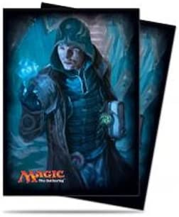 Ultra Pro Magic the Gathering MTG M15 Jace Deck Protectors Sleeves 80ct