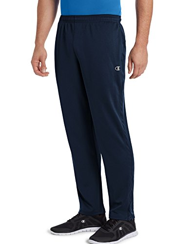 Champion Men's Double Dry Select Training Pant, Navy, XL from Champion