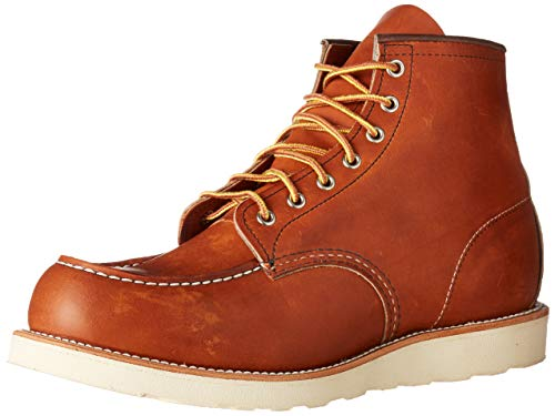 Red Wing Men's 875 Classic Work Flat Boot - Oro-Ginal