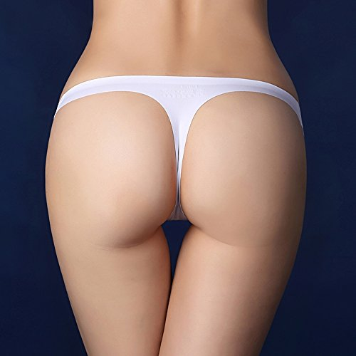 Pantalones Slim sin costuras Sexy Ladies (2 Pack) ( Color : B , Tamaño : XL ) C